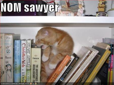 funny-pictures-kitten-eats-a-mark-twain-novel
